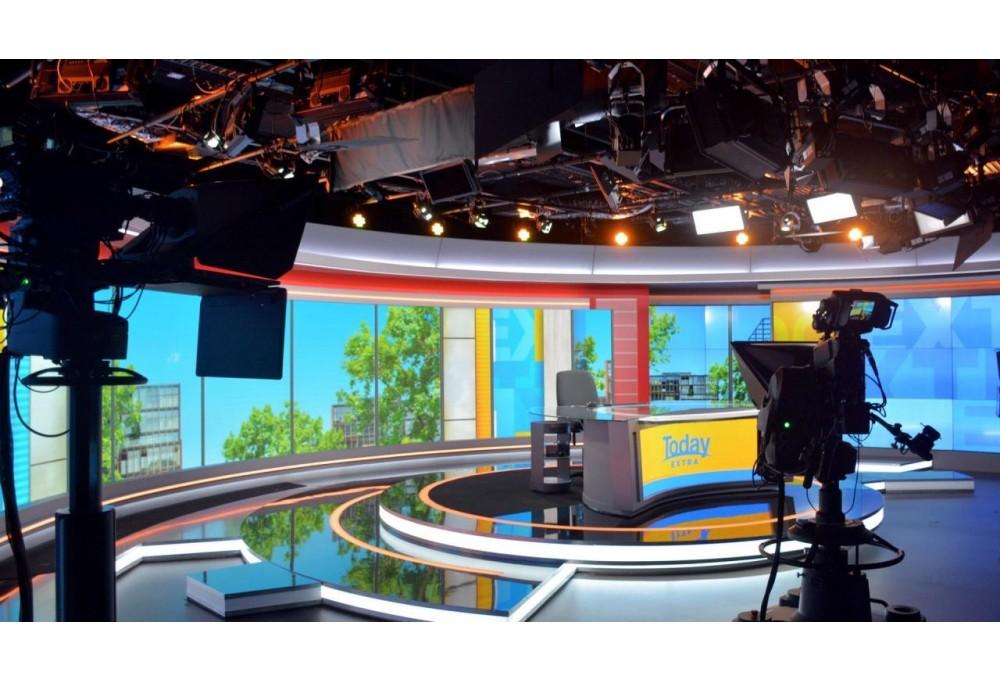 Štúdia Channel 9 v Sydney zvolili komplet výbavu od Prolights